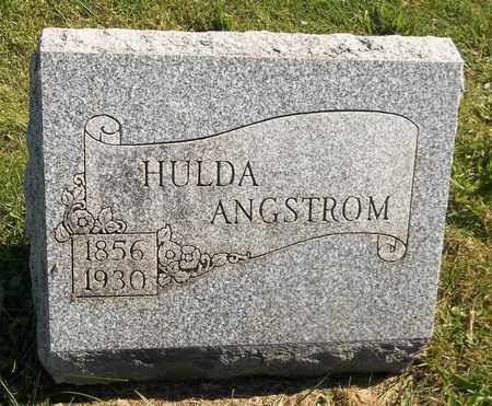 ANGSTROM, HULDA - Trumbull County, Ohio | HULDA ANGSTROM - Ohio Gravestone Photos