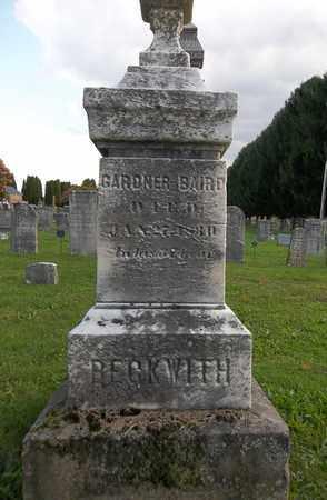 BAIRD, GARDNER - Trumbull County, Ohio | GARDNER BAIRD - Ohio Gravestone Photos