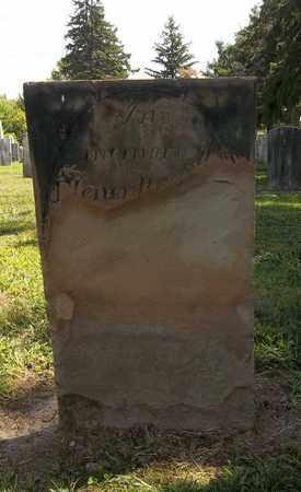 BANCROFT, ELENER - Trumbull County, Ohio | ELENER BANCROFT - Ohio Gravestone Photos