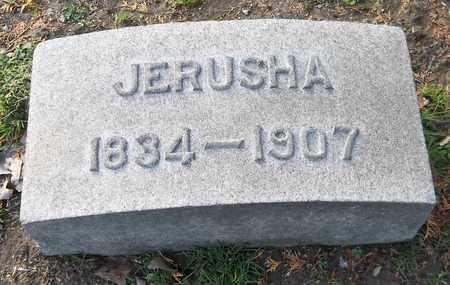 ROBERTS BANNING, JERUSHA - Trumbull County, Ohio | JERUSHA ROBERTS BANNING - Ohio Gravestone Photos