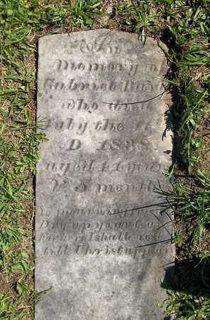 BARB, GABRIEL - Trumbull County, Ohio | GABRIEL BARB - Ohio Gravestone Photos
