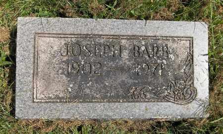 BARB, JOSEPH - Trumbull County, Ohio | JOSEPH BARB - Ohio Gravestone Photos