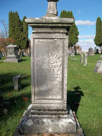 BARB, NAOMIA - Trumbull County, Ohio | NAOMIA BARB - Ohio Gravestone Photos