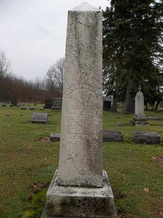 BARNES, CALVIN M. - Trumbull County, Ohio | CALVIN M. BARNES - Ohio Gravestone Photos