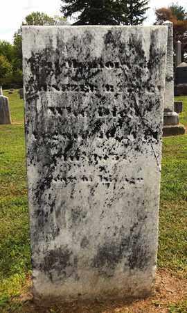 BARNES, EBENEZER - Trumbull County, Ohio | EBENEZER BARNES - Ohio Gravestone Photos