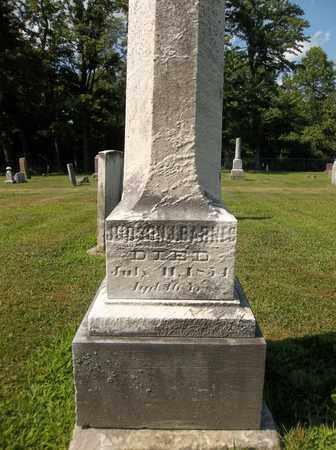 BARNES, JUDSON J. - Trumbull County, Ohio | JUDSON J. BARNES - Ohio Gravestone Photos