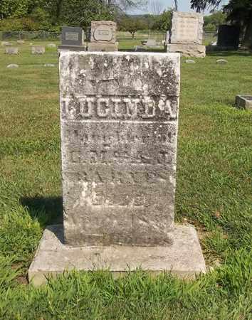 BARNES, LUCINDA - Trumbull County, Ohio | LUCINDA BARNES - Ohio Gravestone Photos