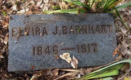 BARNHART, ELVIRA J. - Trumbull County, Ohio | ELVIRA J. BARNHART - Ohio Gravestone Photos