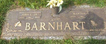 BARNHART, JOHN L., JR. - Trumbull County, Ohio | JOHN L., JR. BARNHART - Ohio Gravestone Photos