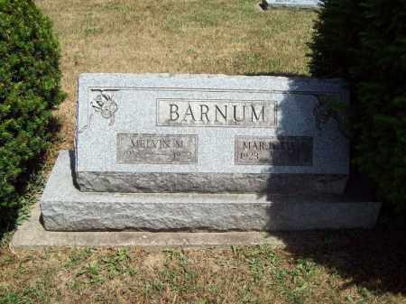 BARNUM, MARJORIE - Trumbull County, Ohio | MARJORIE BARNUM - Ohio Gravestone Photos