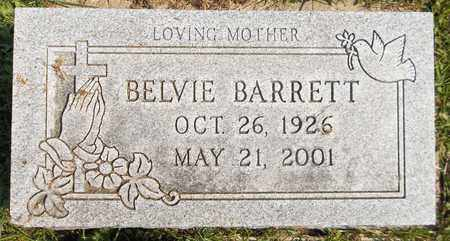 BARRETT, BELVIE - Trumbull County, Ohio | BELVIE BARRETT - Ohio Gravestone Photos