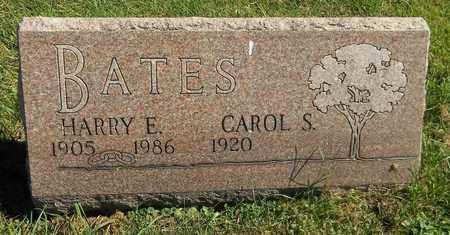 BATES, HARRY E. - Trumbull County, Ohio | HARRY E. BATES - Ohio Gravestone Photos