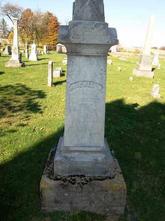 BATES, RACHEL - Trumbull County, Ohio | RACHEL BATES - Ohio Gravestone Photos