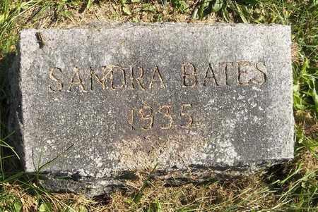 BATES, SANDRA - Trumbull County, Ohio | SANDRA BATES - Ohio Gravestone Photos