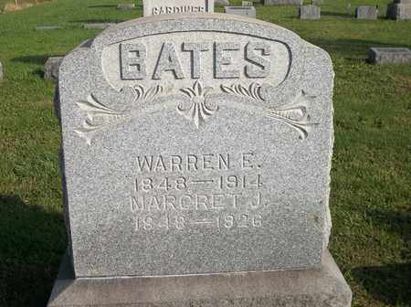 BATES, MARGRET J. - Trumbull County, Ohio | MARGRET J. BATES - Ohio Gravestone Photos