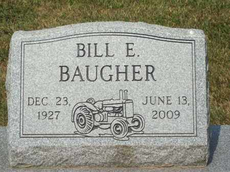 BAUGHER, BILL E. - Trumbull County, Ohio | BILL E. BAUGHER - Ohio Gravestone Photos