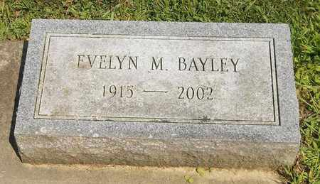 BAYLEY, EVELYN M. - Trumbull County, Ohio | EVELYN M. BAYLEY - Ohio Gravestone Photos