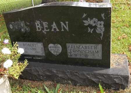 BEAN, ELIZABETH - Trumbull County, Ohio | ELIZABETH BEAN - Ohio Gravestone Photos