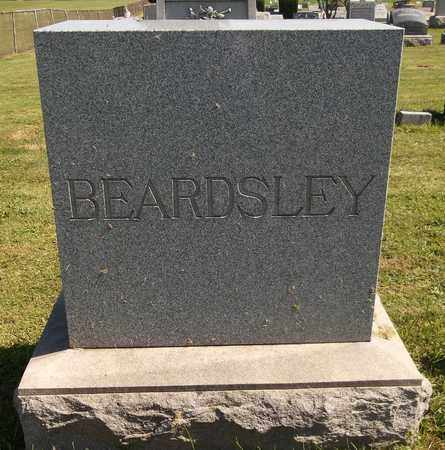 BEARDSLEY, EDWIN H. - Trumbull County, Ohio | EDWIN H. BEARDSLEY - Ohio Gravestone Photos