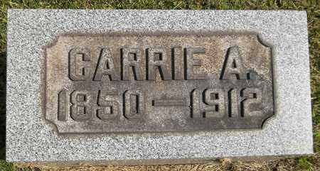 BEARDSLEY, CARRIE A. - Trumbull County, Ohio | CARRIE A. BEARDSLEY - Ohio Gravestone Photos