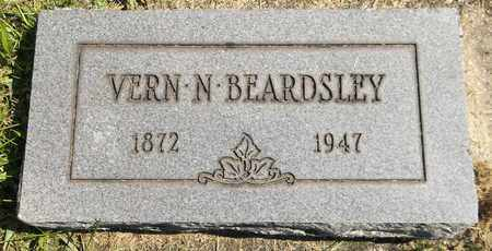 BEARDSLEY, VERN N. - Trumbull County, Ohio | VERN N. BEARDSLEY - Ohio Gravestone Photos