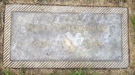 BEDNARSKI, SUSAN F - Trumbull County, Ohio   SUSAN F BEDNARSKI - Ohio Gravestone Photos
