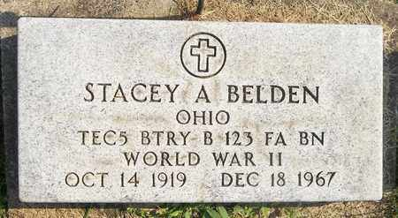 BELDEN, STACEY A. - Trumbull County, Ohio | STACEY A. BELDEN - Ohio Gravestone Photos