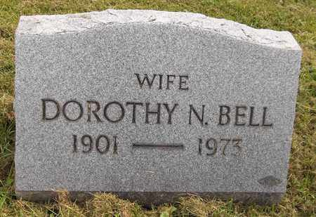 BELL, DOROTHY N. - Trumbull County, Ohio | DOROTHY N. BELL - Ohio Gravestone Photos