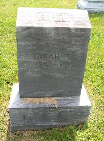 BILL, SARAH ESTER - Trumbull County, Ohio | SARAH ESTER BILL - Ohio Gravestone Photos