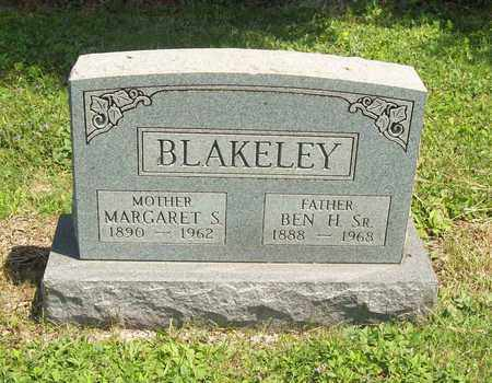 BLAKELEY, MARGARET S. - Trumbull County, Ohio | MARGARET S. BLAKELEY - Ohio Gravestone Photos