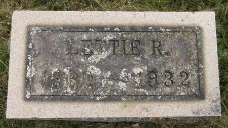 BOORN, LETTIE R. - Trumbull County, Ohio | LETTIE R. BOORN - Ohio Gravestone Photos