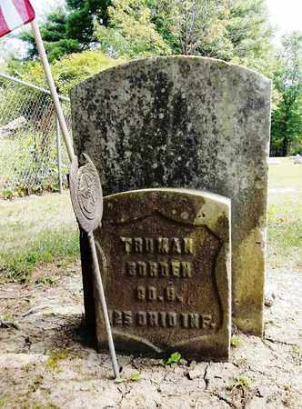 BORDEN, TRUMAN - Trumbull County, Ohio | TRUMAN BORDEN - Ohio Gravestone Photos