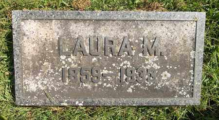 BOSLEY, LAURA M. - Trumbull County, Ohio | LAURA M. BOSLEY - Ohio Gravestone Photos