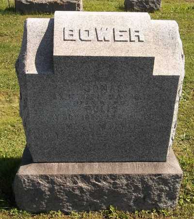 BOWER, D. M. - Trumbull County, Ohio | D. M. BOWER - Ohio Gravestone Photos