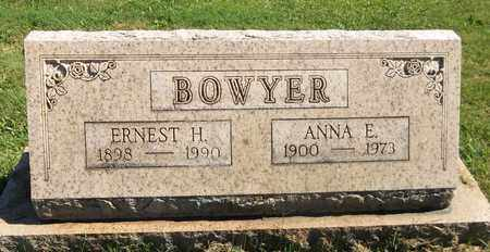 BOWYER, ERNEST H. - Trumbull County, Ohio | ERNEST H. BOWYER - Ohio Gravestone Photos