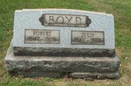 BOYD, JULIA - Trumbull County, Ohio | JULIA BOYD - Ohio Gravestone Photos