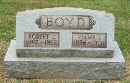 BOYD, ROBERT J. - Trumbull County, Ohio | ROBERT J. BOYD - Ohio Gravestone Photos