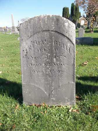 BUELL, TRUMAN - Trumbull County, Ohio | TRUMAN BUELL - Ohio Gravestone Photos