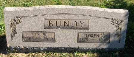 BUNDY, RAY W. - Trumbull County, Ohio | RAY W. BUNDY - Ohio Gravestone Photos