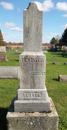 BUTTON, F. W. - Trumbull County, Ohio | F. W. BUTTON - Ohio Gravestone Photos