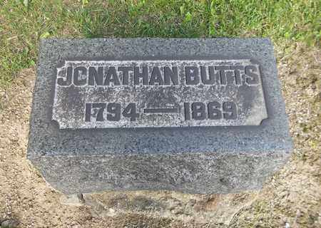 BUTTS, JONATHAN - Trumbull County, Ohio | JONATHAN BUTTS - Ohio Gravestone Photos