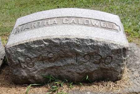SHELDON CALDWELL, MARTHA ADELAIDE - Trumbull County, Ohio | MARTHA ADELAIDE SHELDON CALDWELL - Ohio Gravestone Photos