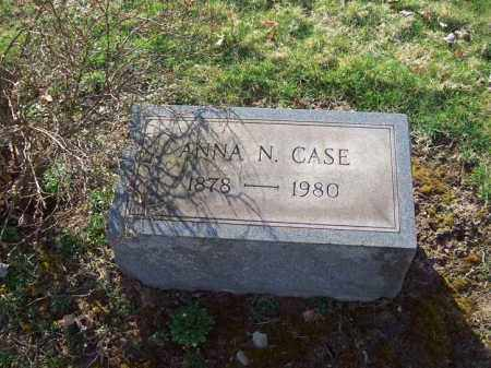 CASE, ANNA - Trumbull County, Ohio | ANNA CASE - Ohio Gravestone Photos