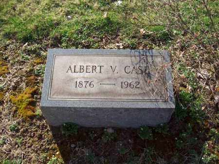 CASE, ALBERT V. - Trumbull County, Ohio | ALBERT V. CASE - Ohio Gravestone Photos