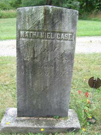 CASE, NATHANIEL - Trumbull County, Ohio | NATHANIEL CASE - Ohio Gravestone Photos