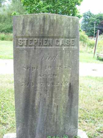 CASE, STEPHEN - Trumbull County, Ohio | STEPHEN CASE - Ohio Gravestone Photos