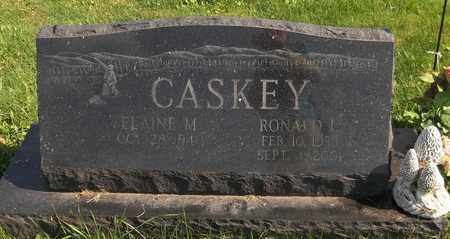 CASKEY, RONALD L. - Trumbull County, Ohio | RONALD L. CASKEY - Ohio Gravestone Photos