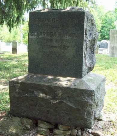 CHALKER, CLARRISSA - Trumbull County, Ohio | CLARRISSA CHALKER - Ohio Gravestone Photos