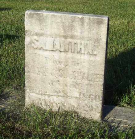 CHALKER, SAMANTHA - Trumbull County, Ohio | SAMANTHA CHALKER - Ohio Gravestone Photos