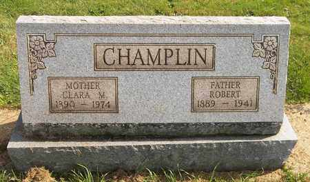 CHAMPLIN, ROBERT - Trumbull County, Ohio | ROBERT CHAMPLIN - Ohio Gravestone Photos